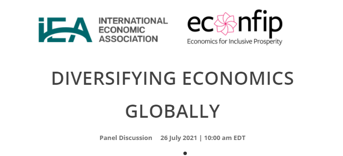 Discussion on Diversifying Economics Globally